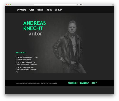 Free WordPress Nice Navigation plugin - andreasknecht.net