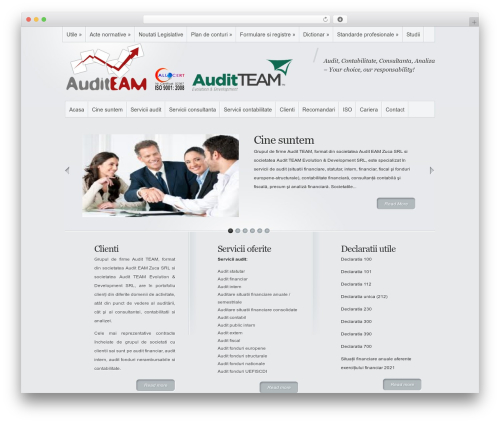 Free WordPress Contact Forms, Surveys & Quiz Forms Plugin by Formidable Forms Builder for WordPress plugin - audit-team.ro