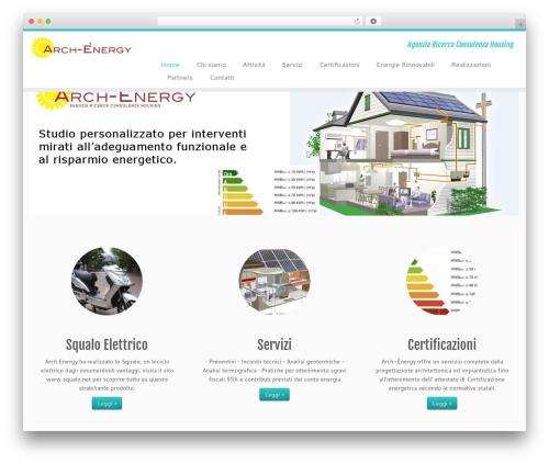 Customizr WordPress theme free download - arch-energy.it
