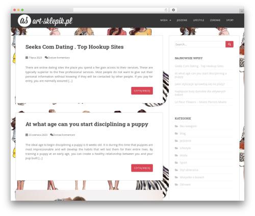 Free WordPress SendPress Newsletters plugin - art-sklepik.pl