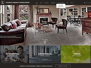 Best WordPress template Carpet Cleaner 2 -V8
