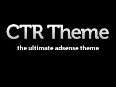 Best WordPress template CTR Theme