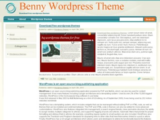 Best WordPress template Holm-Child