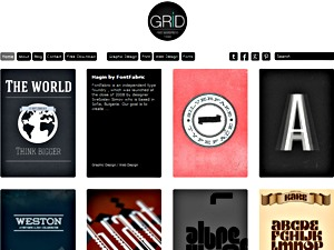 Best WordPress theme Grid Theme Responsive