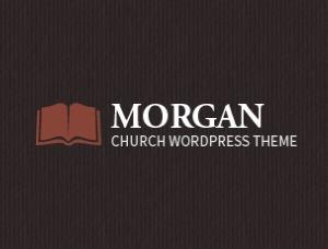 Best WordPress theme Morgan