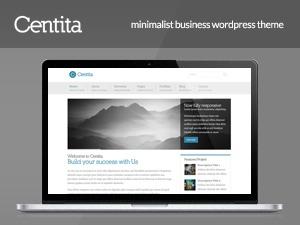 Centita business WordPress theme