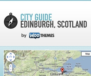 City Guide best WordPress template