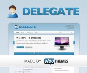 Delegate template WordPress