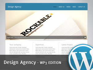 Design Agency WP Edition premium WordPress theme