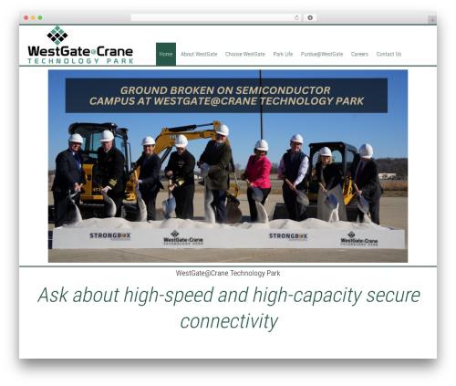 Free WordPress Easy Modal plugin - westgatecrane.com