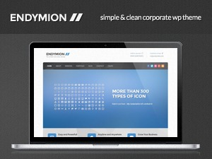 endymion WordPress theme