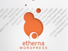 Etherna WP 1.2 WordPress template for business