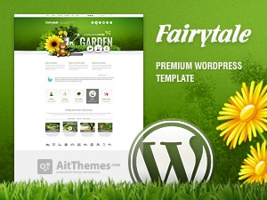 Fairytale theme WordPress