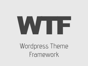 Framework WP template