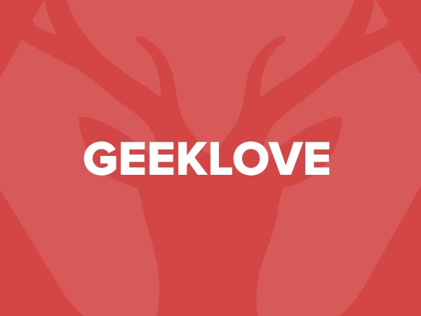GeekLove WordPress wedding theme