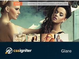 Glare best WordPress gallery