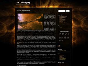 Inferno-mf theme WordPress
