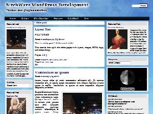 Kippis WordPress photo theme