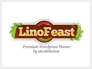 Linofeast WordPress theme