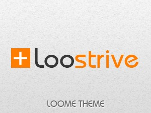 Loostrive WP template