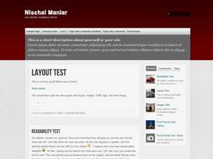 multi-color premium WordPress theme