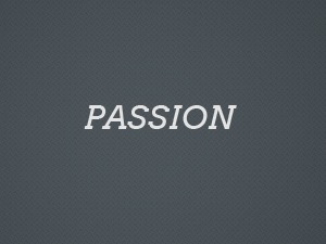 Passion-Reloaded WordPress blog theme