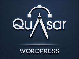 Quasar WordPress ecommerce template