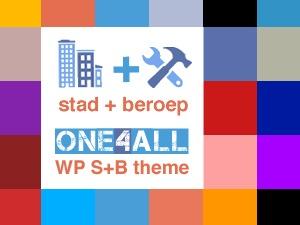 SB Flex Theme Child One 4 All WordPress page template