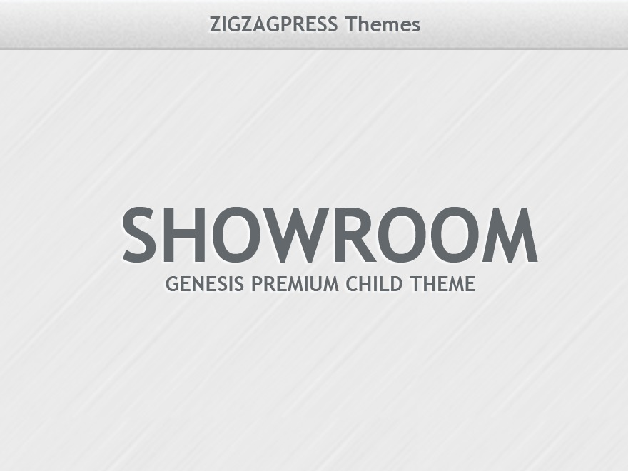 Showroom theme WordPress