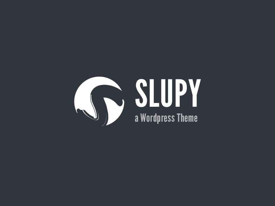 Slupy WordPress Child Theme top WordPress theme