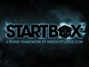 StartBox best WordPress template