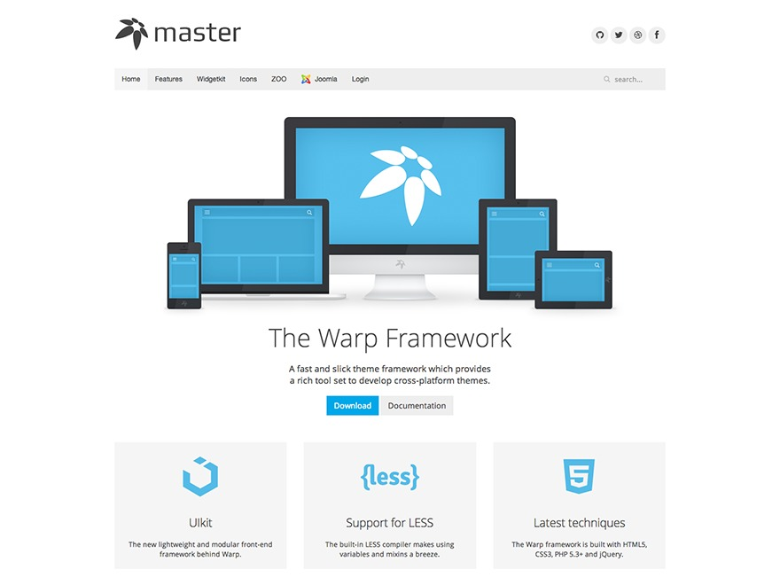 Theme WordPress Master