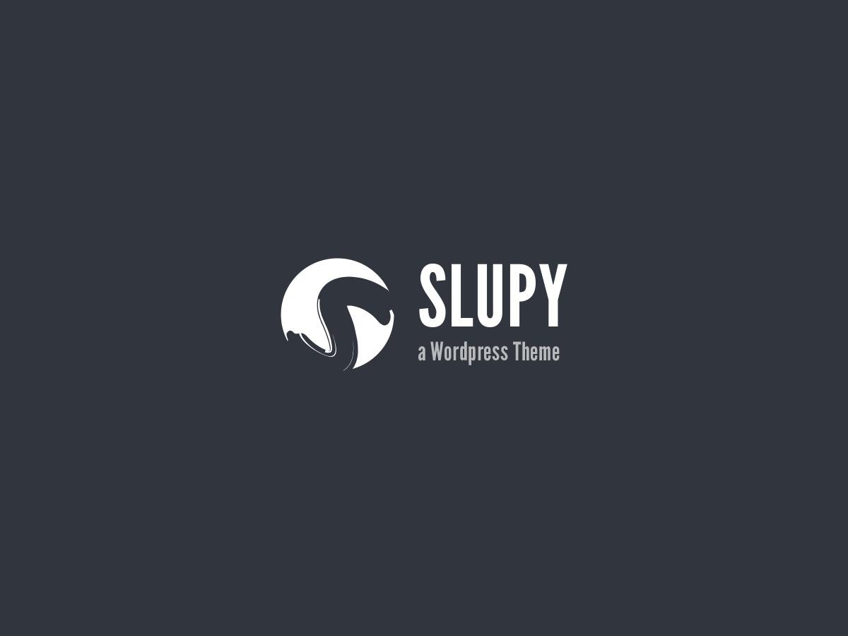 Theme WordPress Slupy WordPress Theme