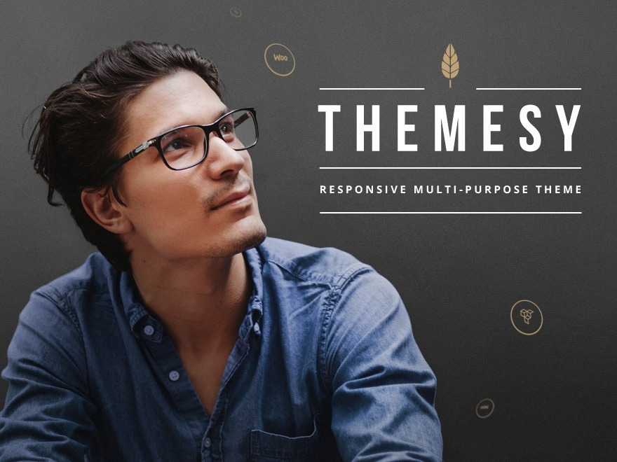 Themesy company WordPress theme