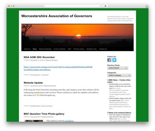 Twenty Ten WordPress theme free download - waguk.org