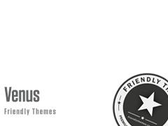 Venus WordPress news theme