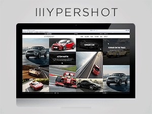 WordPress theme Hypershot