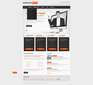 WordPress theme theme1787