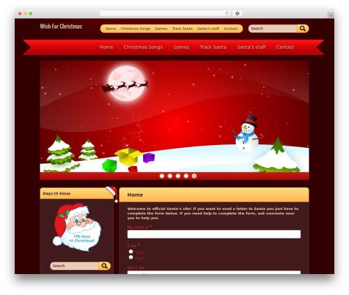 Free WordPress Miniclip Games Arcade plugin - wishforchristmas.com