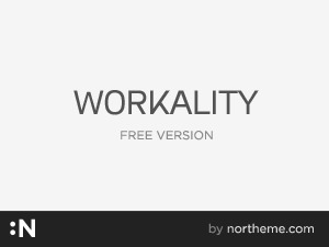 Workality Lite best WordPress theme