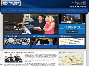 WP theme Car Care Connect Default Theme
