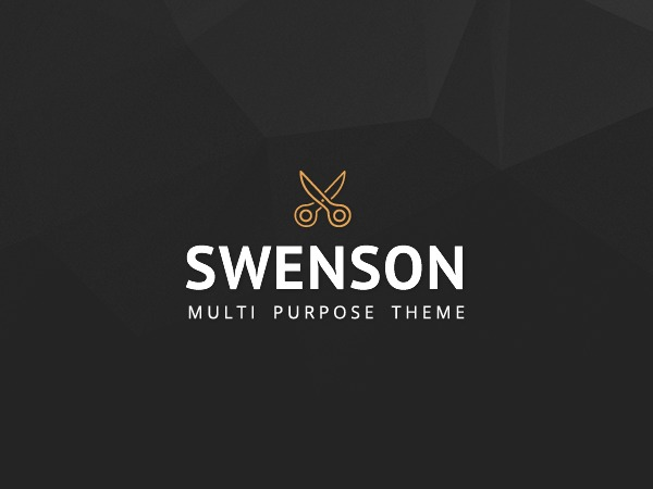 WP theme Swenson