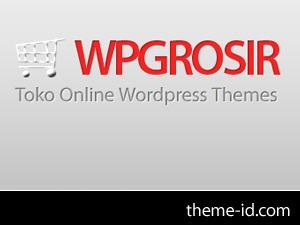 WPGROSIR WordPress theme