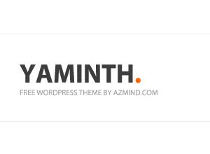 YAMINTH WP template