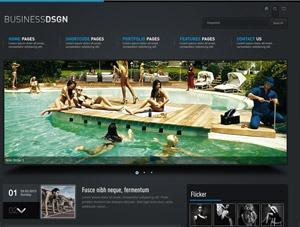Business Design Theme company WordPress theme