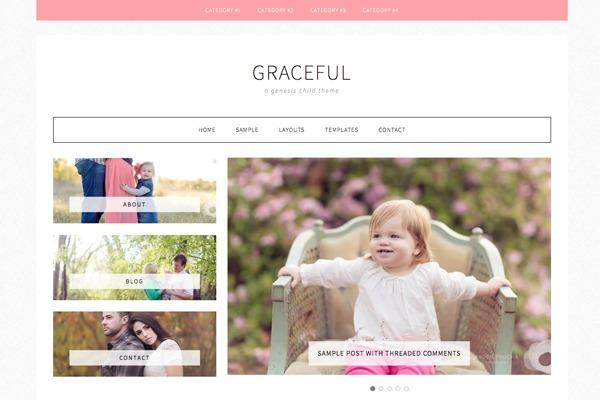 Graceful Theme WordPress theme