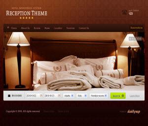 HotelPress Theme best hotel WordPress theme