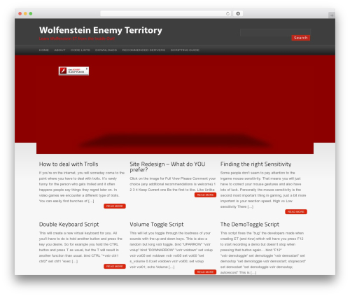 WordPress shortcodekid plugin - wolfensteinet.com