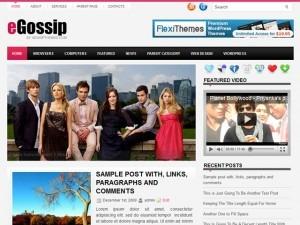 Theme WordPress eGossip