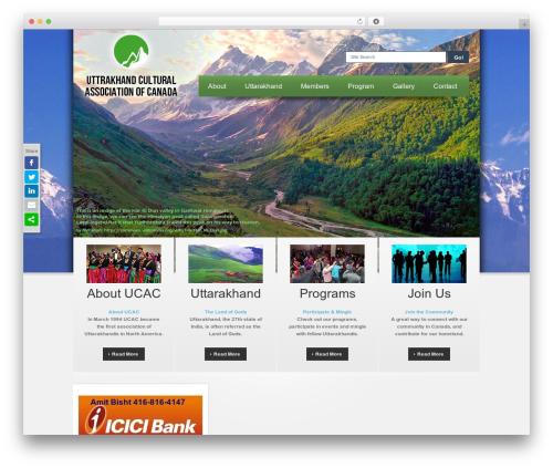 Free WordPress Flickr Gallery plugin - ucacanada.ca
